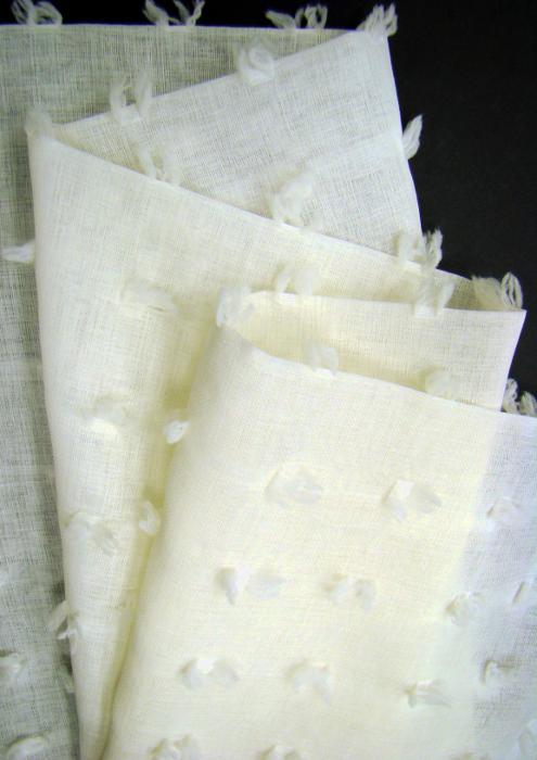 портьерная ткань Canvas_Cream